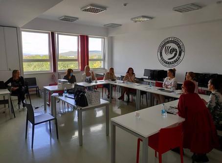 巴尼亚卢卡大学孔子学院举办首届汉语教学研讨会