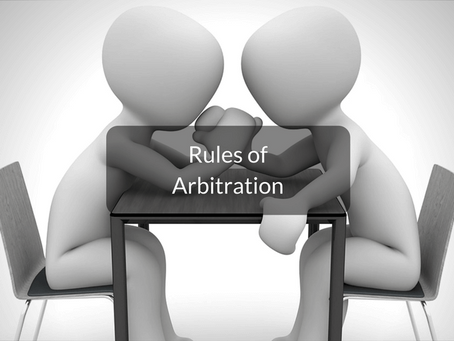 IDENTIFYING THE THIN LINE OF DIFFERENCE BETWEEN SEAT AND PLACE OF ARBITRATION