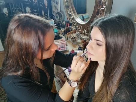 ΤΜΗΜΑΤΑ ΑΡΧΑΡΙΩΝ Make Up Artistry - ΒΑΣΙΚΟ ΕΠΙΠΕΔΟ