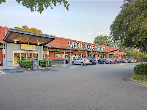 Durham retail center anchored by Whole Foods sells for $13 million