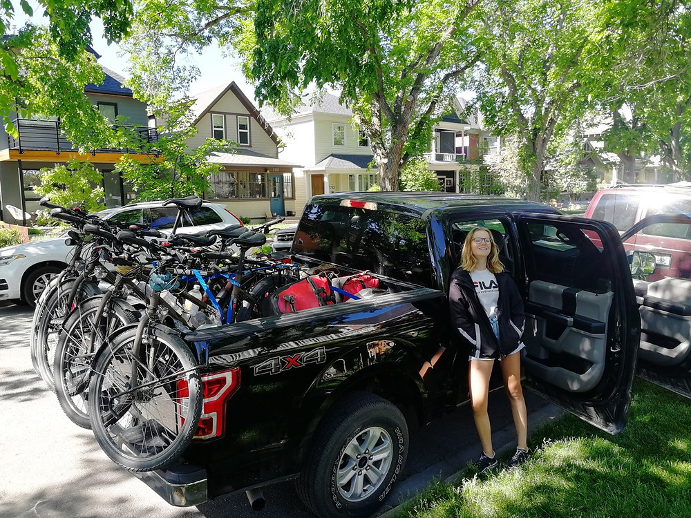 Tour du monde à vélo en famille 2018-2019 : Canada