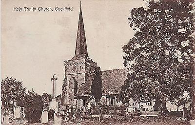 A Legend of Cuckfield Church