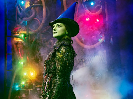Wicked extends booking to November 2020!