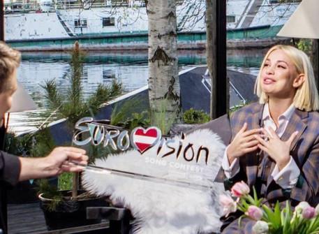 She's Still Breathing! Samanta Tīna will represent Latvia in Eurovision 2021