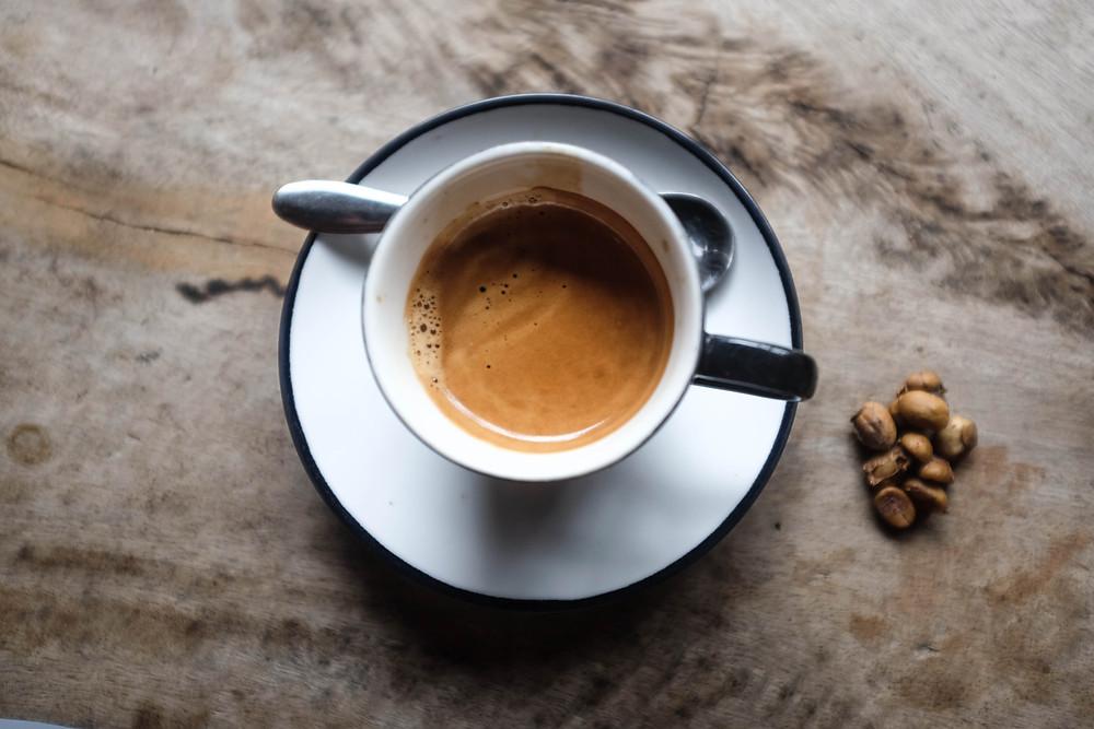luwak coffee bali ubud indonesia