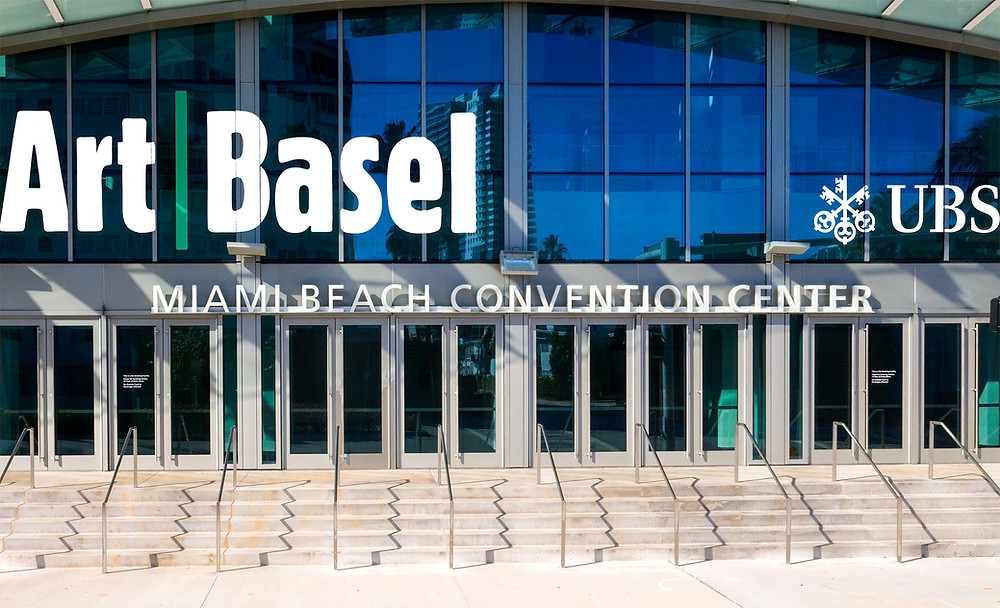Miami Beach Convention Center: Ready for Basel 2019!