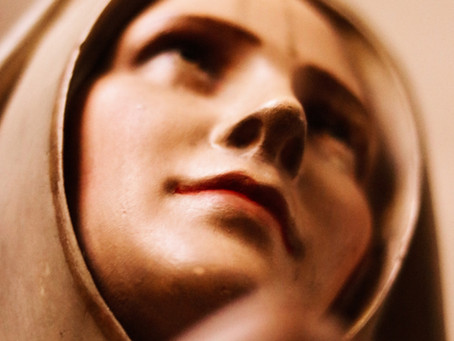 Parallels Between the Birth & Death of Jesus, Part 1: Mary's Pondering