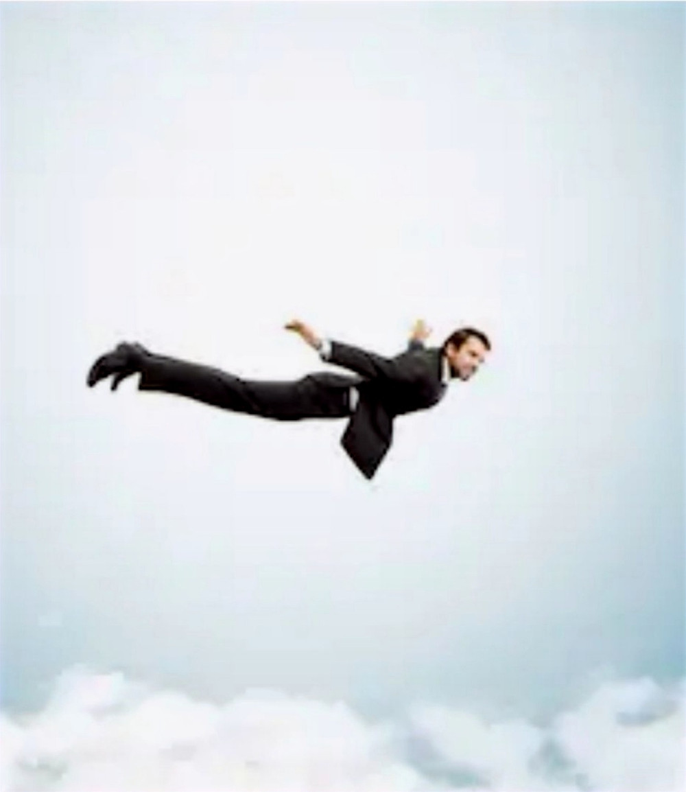 The hidden mystery behind You Can Fly, It Is Possible!