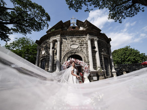 { Raycris + Alyssa } Diamond Hotel Philippines & St. Pancratius Chapel Wedding Photo & Video Package