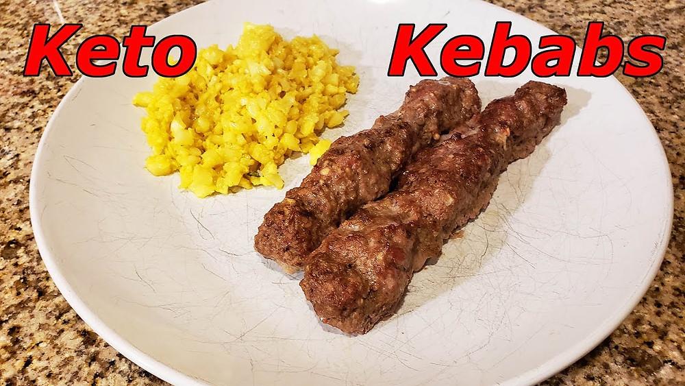 Keto Kebab Recipe