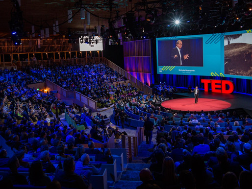 The Talk: The Best Ted Talks for Creatives