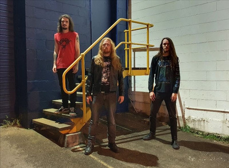 Idle Ruin: Australian Death/Thrash Metal Newcomers Release First Video The Devil's Trade