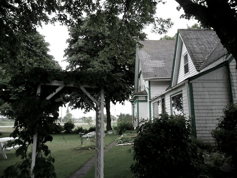 The not so picturesque B&B, PEI, Canada