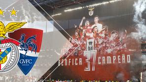 Antevisão SL Benfica x Gil Vicente