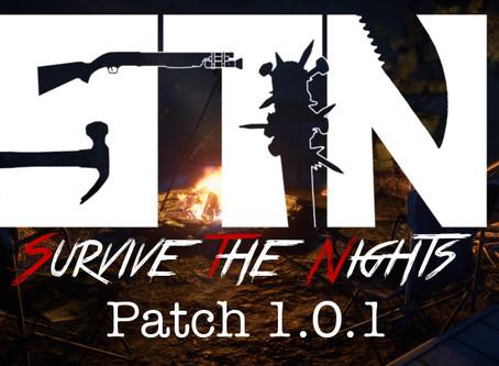 Dec 5th - Patch Notes Alpha 1.0.1