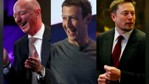 Bezos, Zuckerberg, Musk have become $115 bn richer in 2020 so far: Bloomberg