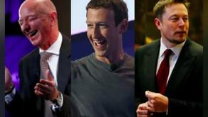 Bezos, Zuckerberg, Musk have become $115 bn richer in 2020 so far: Bloomberg