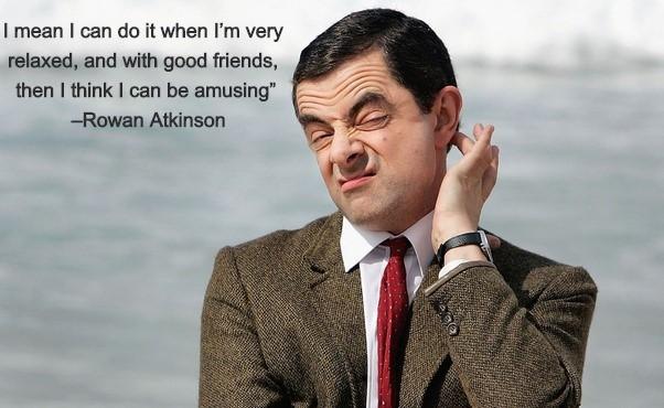 Greychalk | Mr. Bean