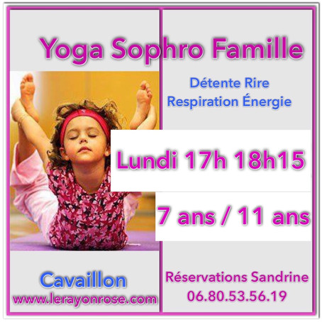 Yoga Sophro Famille