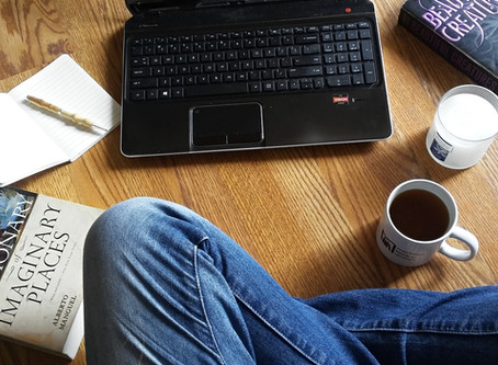 Preptober: The Busy Writer's Guide to Surviving NaNoWriMo