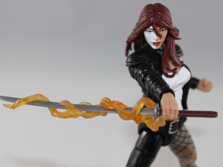 Marvel Legends Monster Venom BAF: Typhoid Mary