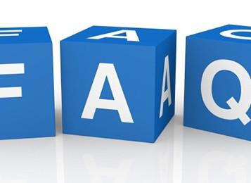 Primary FAQ's