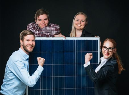 Solarigon tiimi kasvaa ja vahvistuu!
