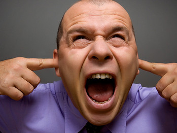 PASTOR: Cure for COVID 19 is to stick fingers in ears and scream.