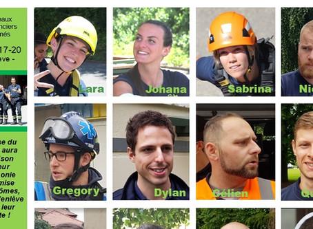 Nos 18 ambulanciers-ères diplômés-es ES 2020 !