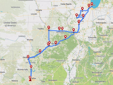How much does electricity cost on a 2,500 mile road trip in a Tesla?