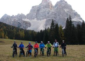 Mountain Bike - E-Bike a Selva di Cadore - Vacanze attive in E Bike nelle Dolomiti. Tour Guidati.