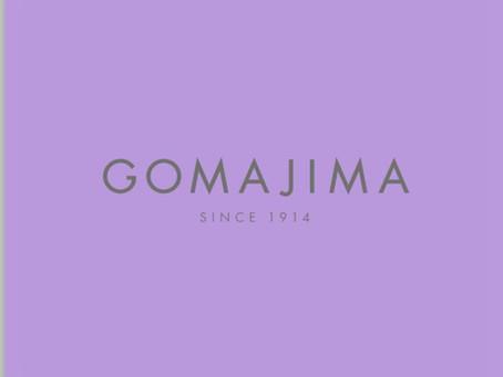 ブランド名を「GOMAJIMA」に