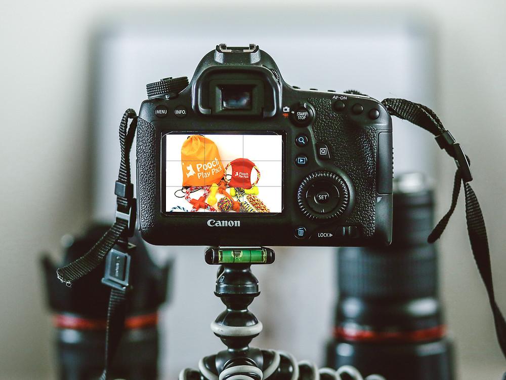 amazon photography video infographics