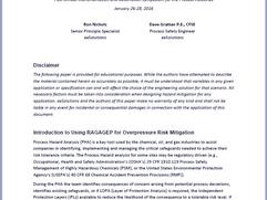 Understanding Overpressure Scenarios and RAGAGEP