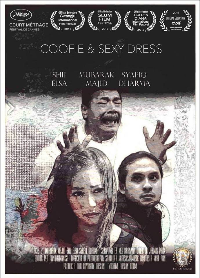 Coofie and Sexy Dress short film poster