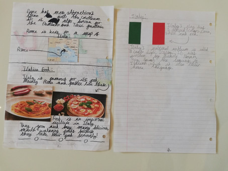 Isabelle's Europe project (4P)
