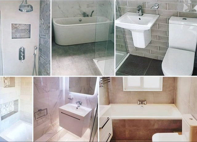 Commecial and domestic plumbing jobs completed across Lancashire and North West by LM Plumbing Services