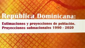 Estimaciones y Proyecciones de Población 1990 - 2020