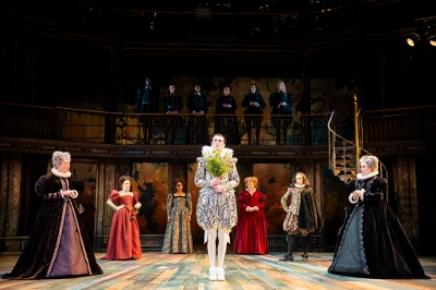 The RSC's production of The Taming of the Shrew c Ikin Yum Photography