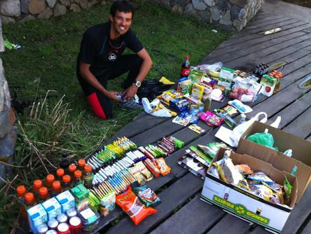 Quanta comida levar numa Corrida de Aventura?
