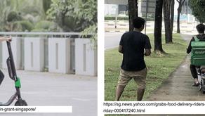 בסינגפור, תוכנית טרייד-אין של קורקינטים חשמליים במימון ממשלתי בהיקף $7 מיליון