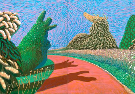David Hockney on Vincent van Gogh   FULL INTERVIEW