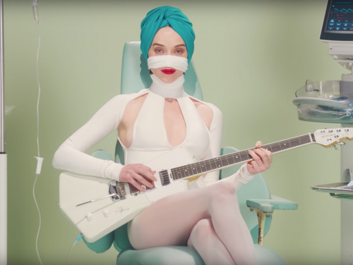 The Drop: St. Vincent, Los Ageless