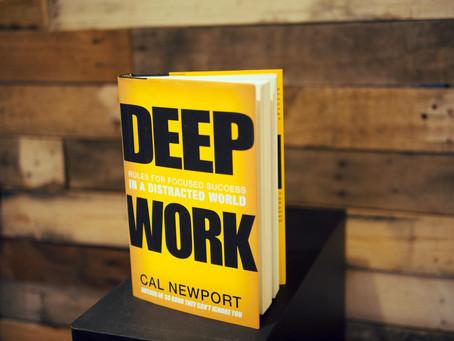 Deep Work, a habilidade para a produtividade