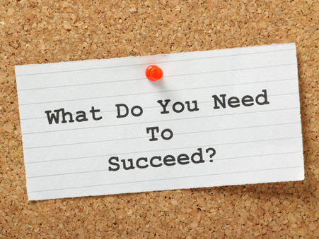 The Secret to Success...really!
