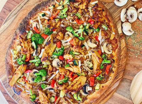 Plant Based Pizza
