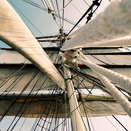 Towards a return of sailing in international commerce?