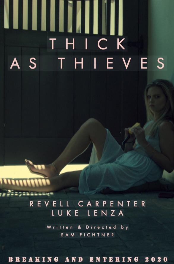Thick As Thieves Movie Poster