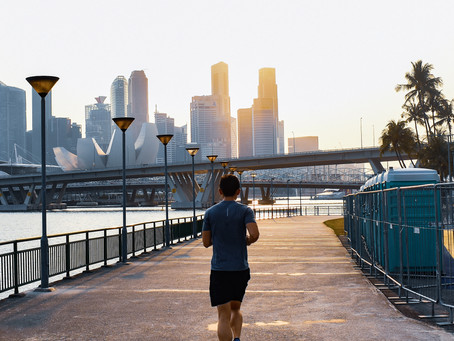 Want to Live Longer? Run 5 Minutes a Day