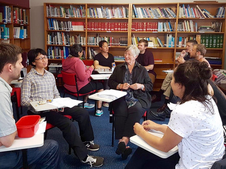 Warung Kopi Wellington - Bahasa Indonesia Language Group